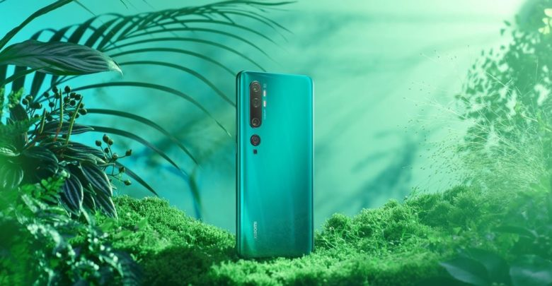 Xiaomi Mi Note 10 Full Image