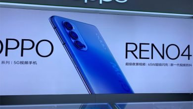 Photo of The Upcoming Oppo Reno 4 design image is Leaked!