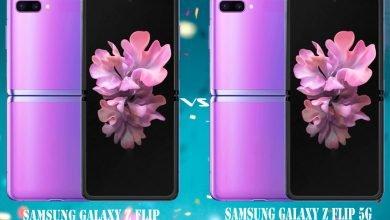 Photo of Samsung Galaxy Z Flip vs Samsung Galaxy Z Flip 5G