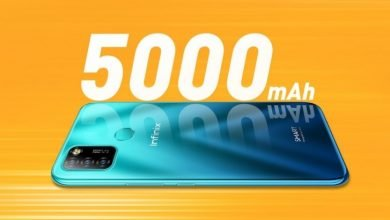 Photo of Infinix Smart 5 announced display with 5,000 mAh battery