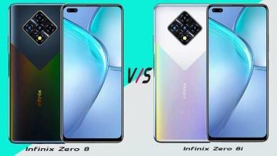 Photo of Infinix Zero 8 vs Infinix Zero 8i