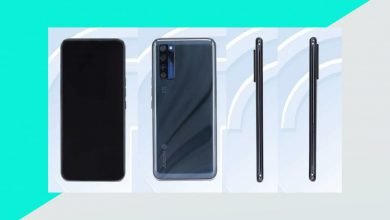 Photo of ZTE A20 5G arriving on September 1