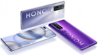 Photo of Honor V40 phones arrive with two chipsets in mid-December