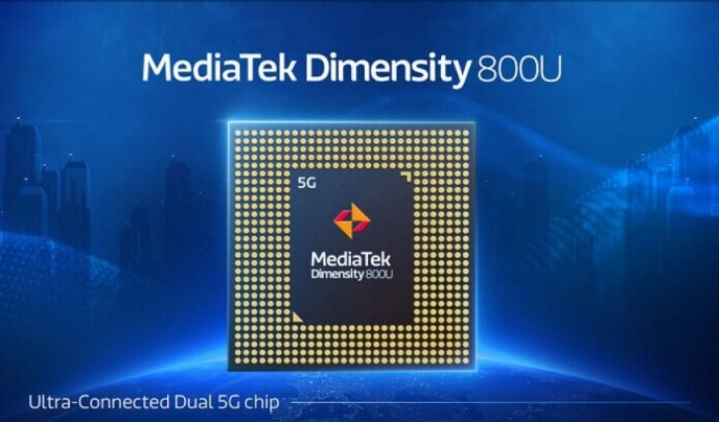 Realme 7 5G announced with Dimensity 800U and 120Hz LCD
