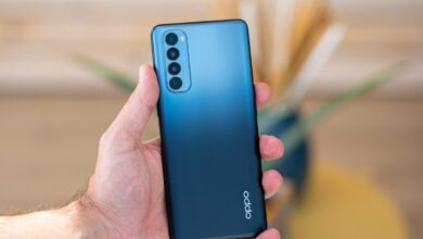 Photo of Oppo Reno5 4G in coming with Snapdragon 720G