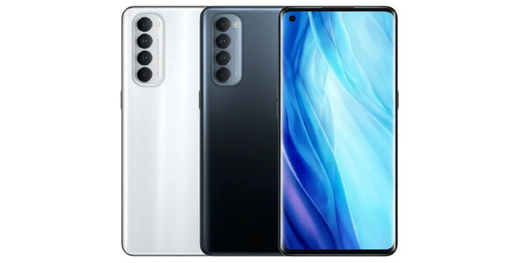 Oppo Reno5 4G in coming with Snapdragon 720G