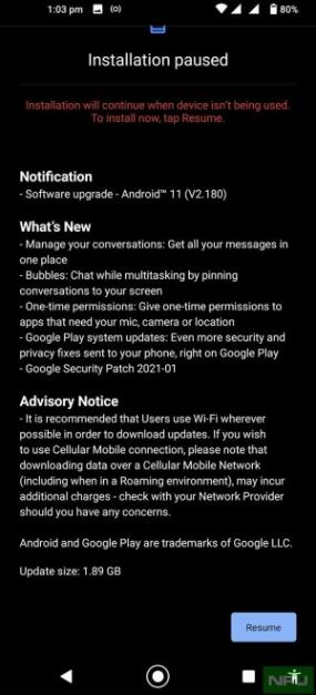 Nokia 8.3 5G new updates