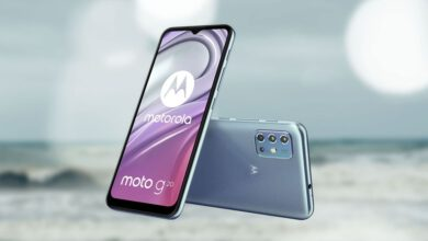 Photo of Motorola Moto G20 launched with a 48MP camera and 5,000mAh battery
