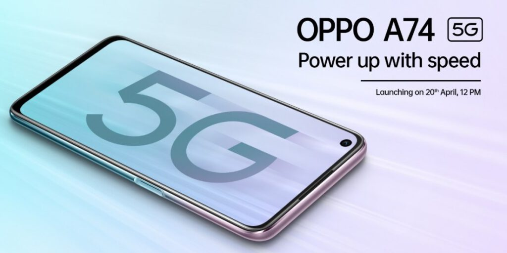 Oppo A54 and A74 5G look