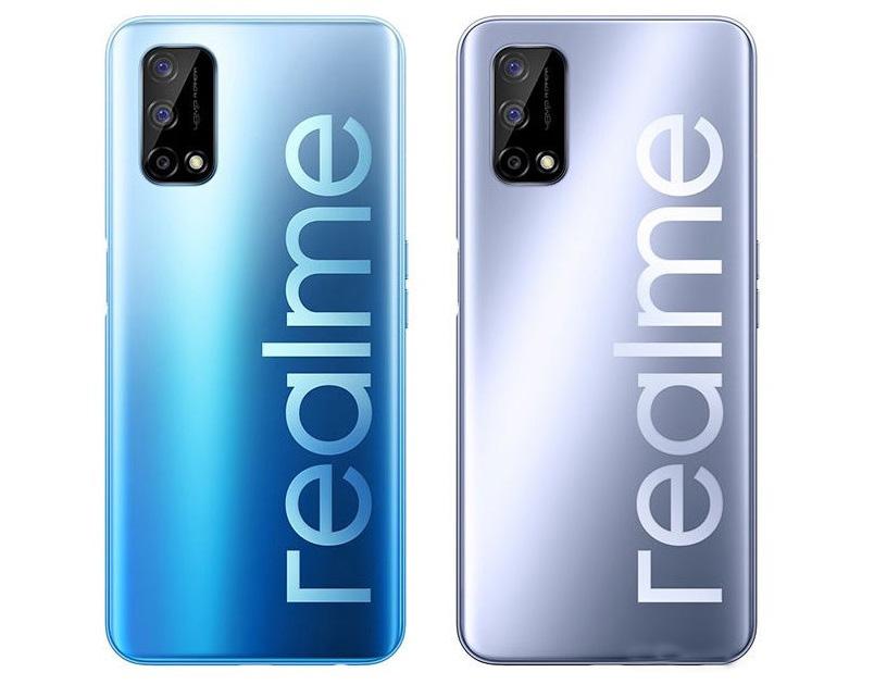 Realme Q3 looks