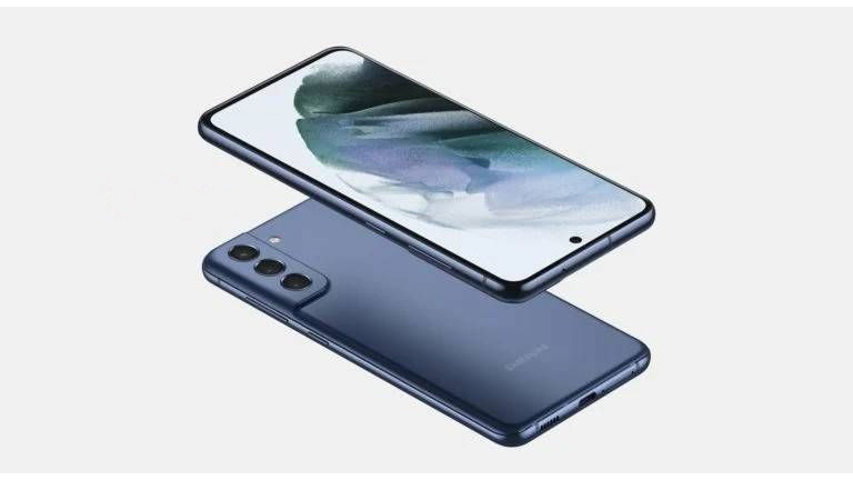 Samsung Galaxy S21 FE look