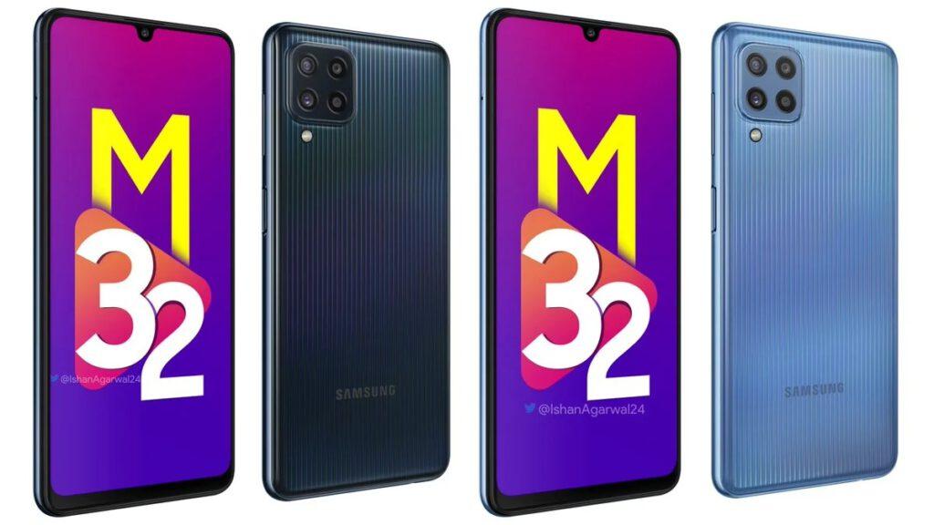 Samsung Galaxy M32 display