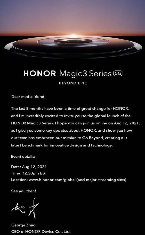 Magic3 series