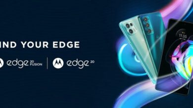 Photo of Motorola Edge 20 Fusion to debut in India on August 17