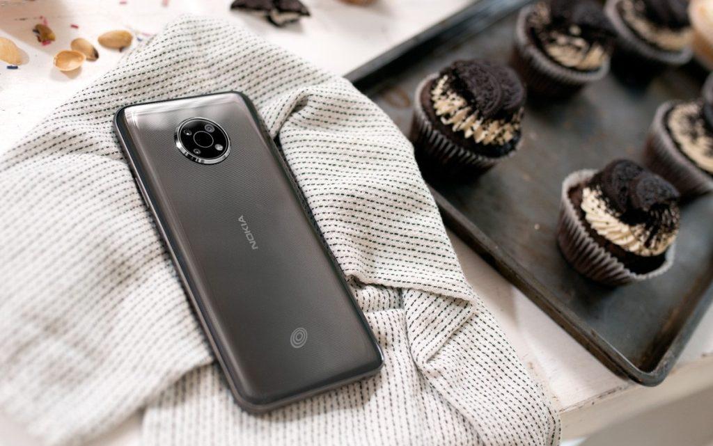 Nokia G300 5G back